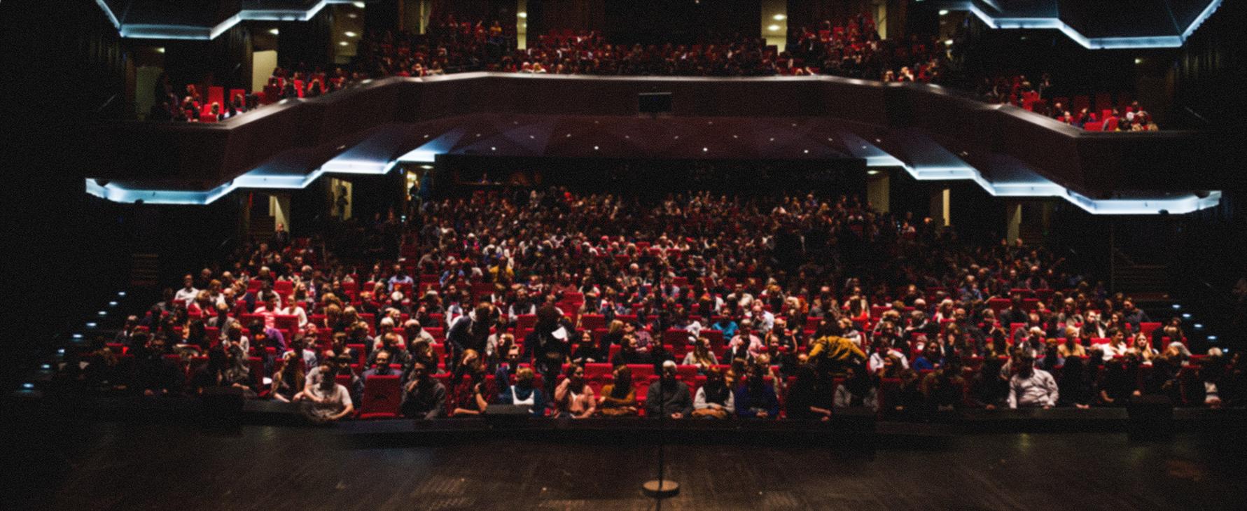 Poetry Slam im Staatstheater Darmstadt